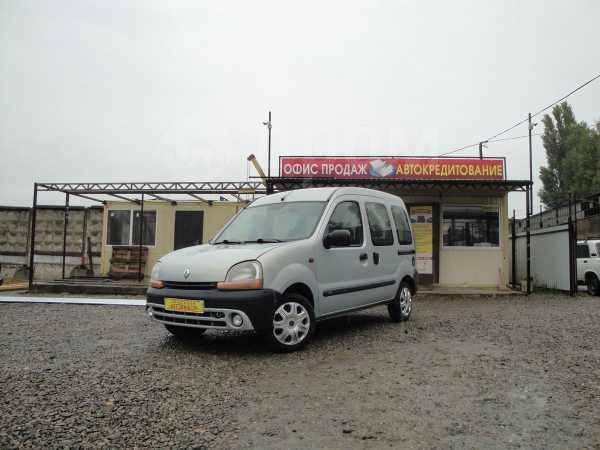 Renault Kangoo, 2001 год, 185 000 руб.