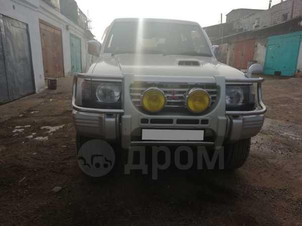 Mitsubishi Pajero, 1995 год, 399 000 руб.