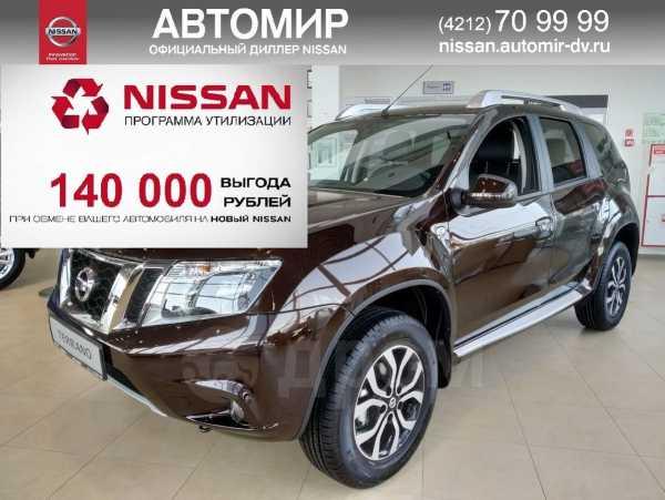 Nissan Terrano, 2018 год, 1 166 000 руб.