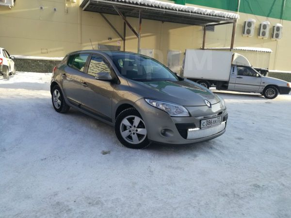 Renault Megane, 2010 год, 370 000 руб.