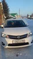 Toyota Corolla Axio, 2014 год, 691 000 руб.