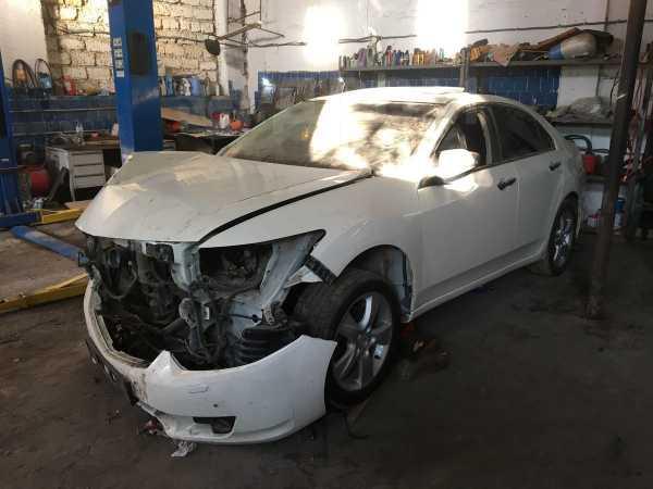 Honda Accord, 2010 год, 450 000 руб.