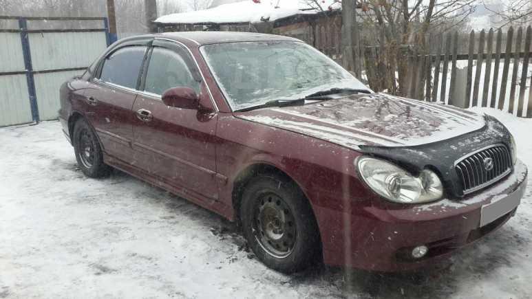Hyundai Sonata, 2001 год, 230 000 руб.