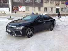 Новосибирск Camry 2017