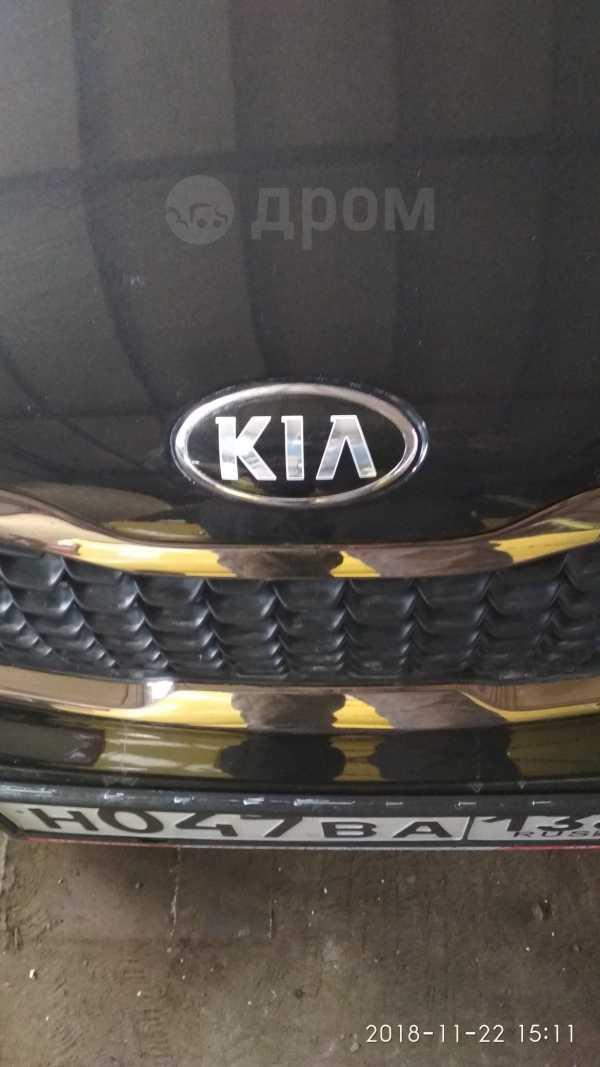Kia Rio, 2016 год, 625 000 руб.