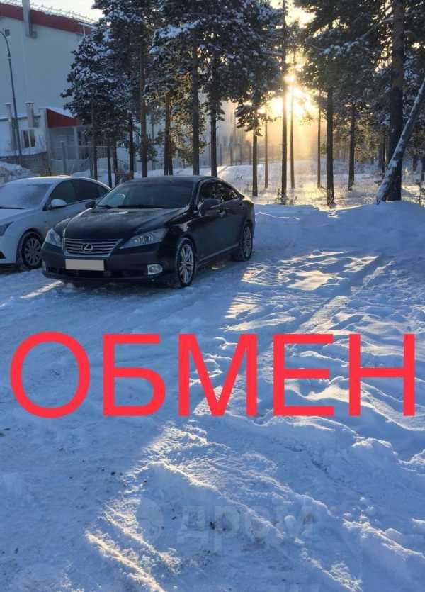 Lexus ES350, 2010 год, 1 000 000 руб.