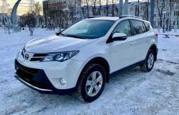 Пермь RAV4 2015