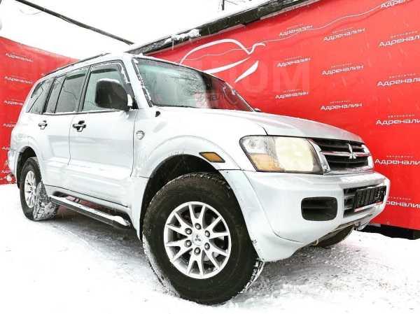 Mitsubishi Montero, 2001 год, 425 500 руб.