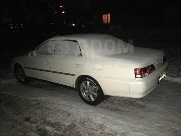 Toyota Cresta, 2001 год, 260 000 руб.