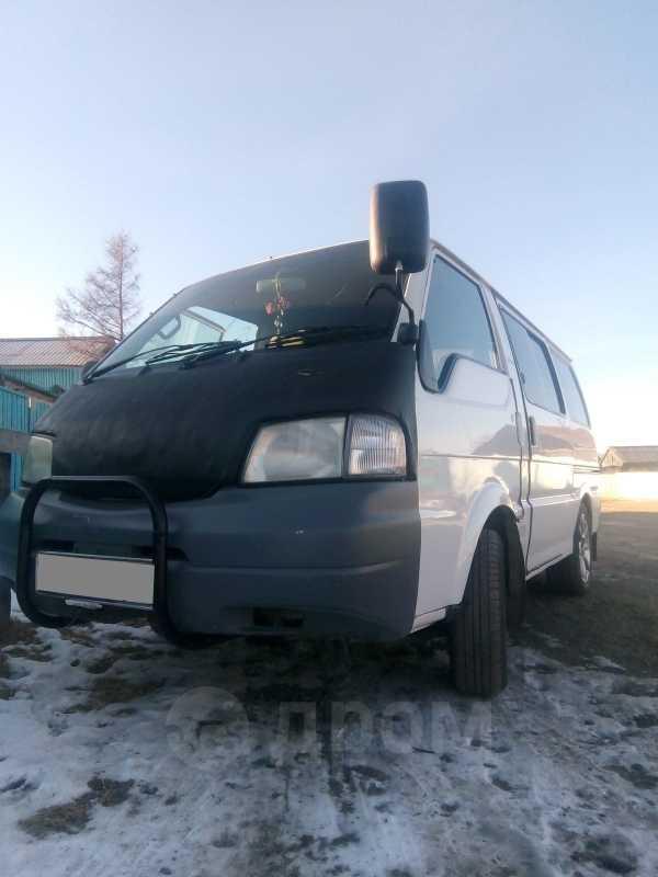 Mazda Bongo, 2000 год, 120 000 руб.