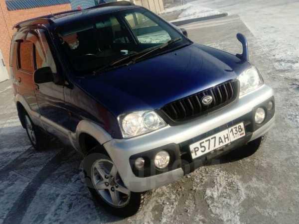 Daihatsu Terios, 2002 год, 208 000 руб.