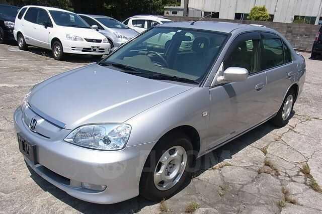 Honda Civic, 2002 год, 285 000 руб.