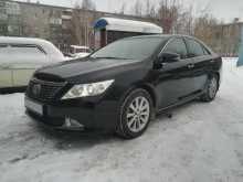 Барнаул Camry 2012