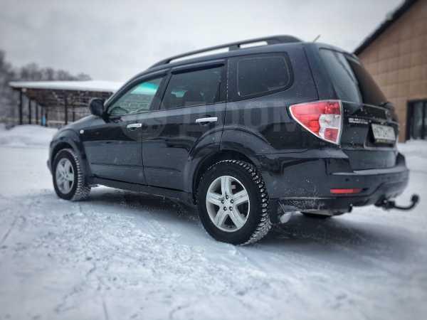 Subaru Forester, 2008 год, 705 507 руб.