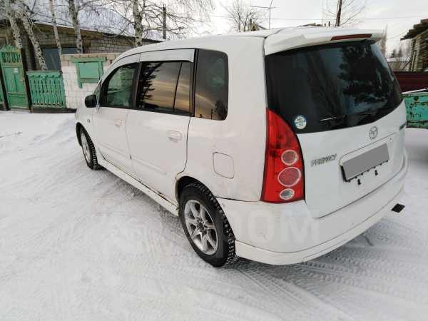 Mazda Premacy, 2003 год, 180 000 руб.