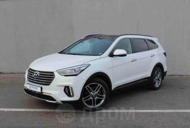 Hyundai Grand Santa Fe, 2016 год, 2 149 000 руб.