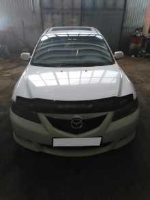 Улан-Удэ Mazda6 2003