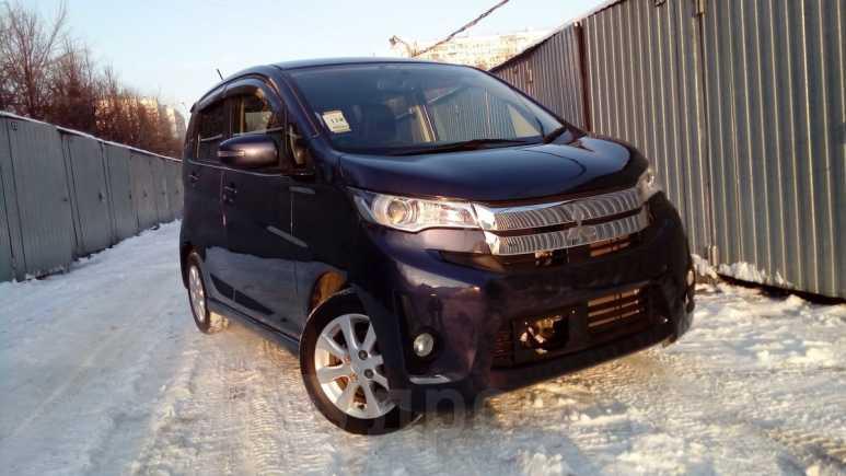 Mitsubishi eK-Wagon, 2013 год, 459 000 руб.