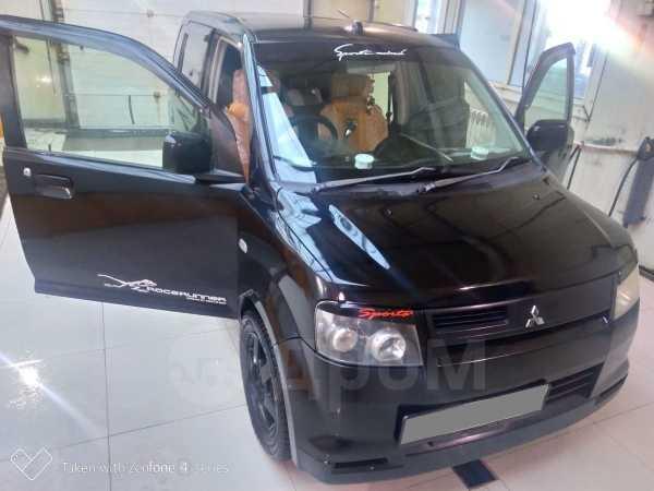 Mitsubishi eK Sport, 2002 год, 170 000 руб.