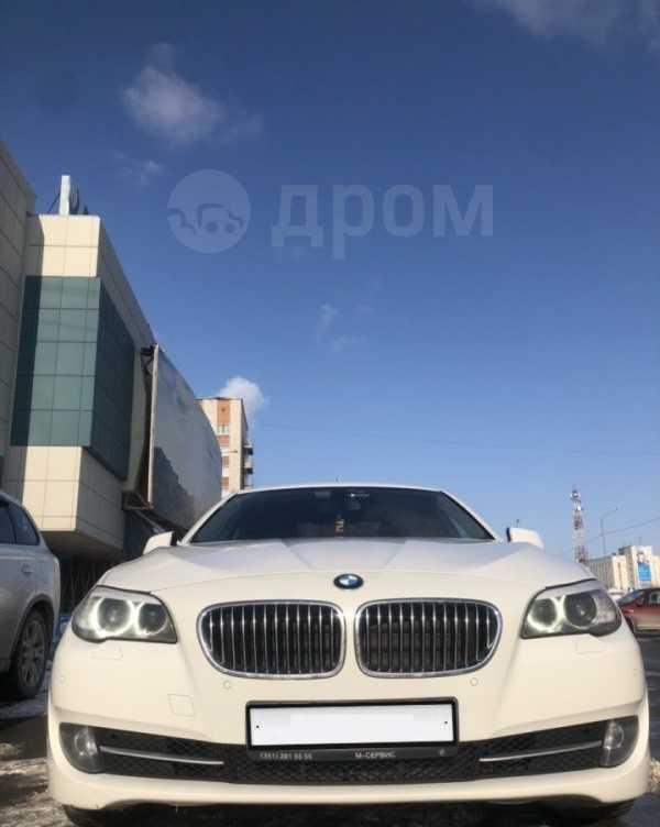BMW 5-Series, 2011 год, 1 000 000 руб.