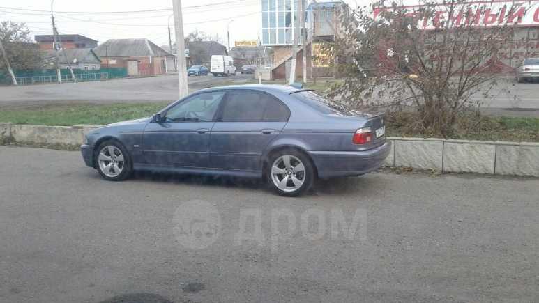 BMW 5-Series, 2001 год, 387 000 руб.