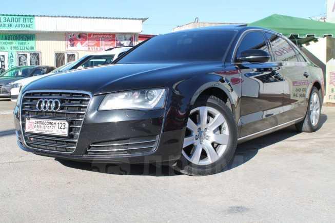 Audi A8, 2011 год, 1 045 000 руб.