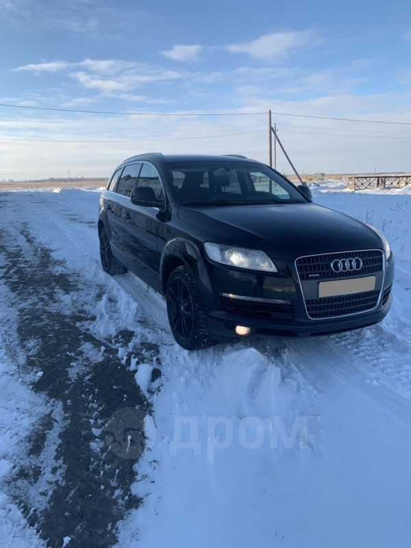Audi Q7, 2007 год, 820 000 руб.