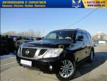 Хабаровск Nissan Patrol 2011