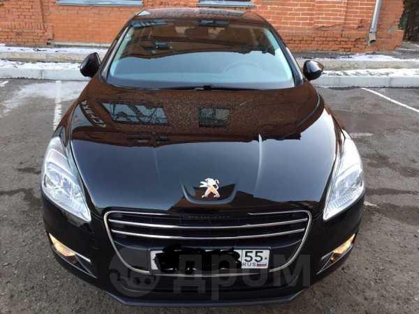 Peugeot 508, 2012 год, 650 000 руб.