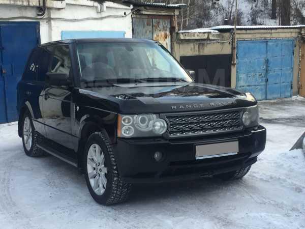 Land Rover Range Rover, 2008 год, 755 000 руб.