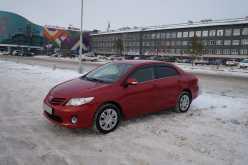 Барнаул Corolla 2012