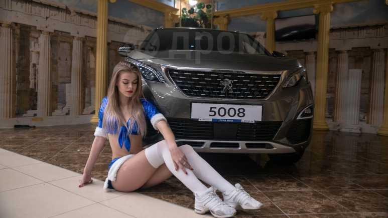Peugeot 5008, 2018 год, 2 524 000 руб.