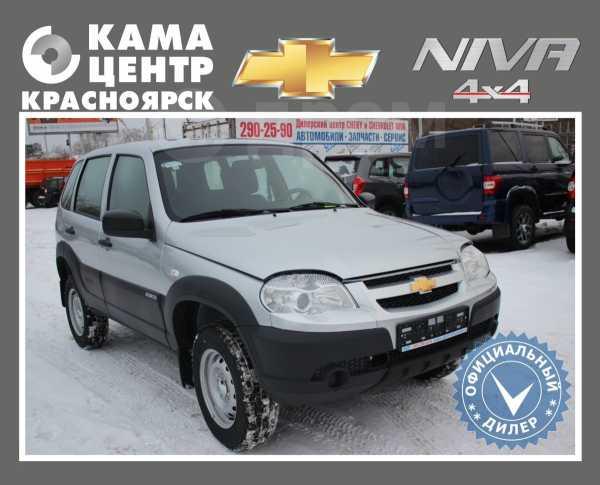 Chevrolet Niva, 2018 год, 639 000 руб.