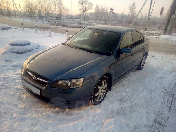 Subaru Legacy, 2004 год, 485 000 руб.