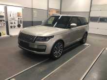 Сургут Range Rover 2018