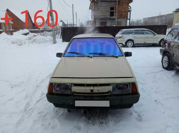 Лада 2109, 1989 год, 40 000 руб.