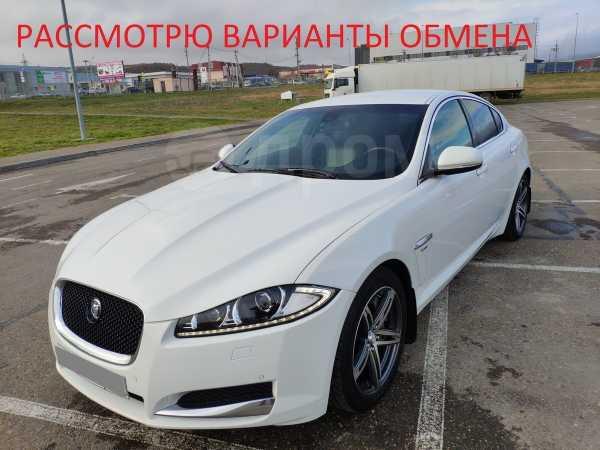 Jaguar XF, 2013 год, 1 250 000 руб.