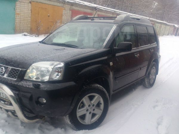 Nissan X-Trail, 2005 год, 560 000 руб.