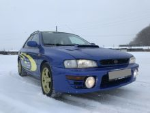 Бийск Impreza WRX 1998