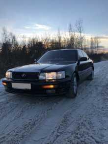 Екатеринбург LS400 1992