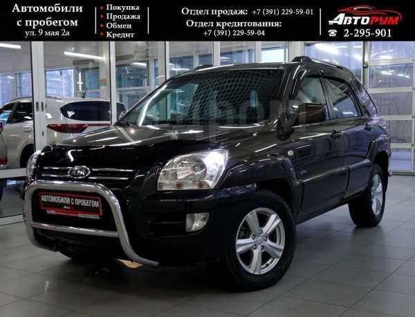 Kia Sportage, 2006 год, 497 000 руб.
