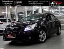 Красноярск Avensis 2009