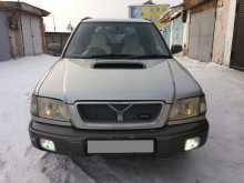 Северобайкальск Forester 1998