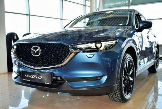 Mazda CX-5, 2018 год, 2 159 500 руб.
