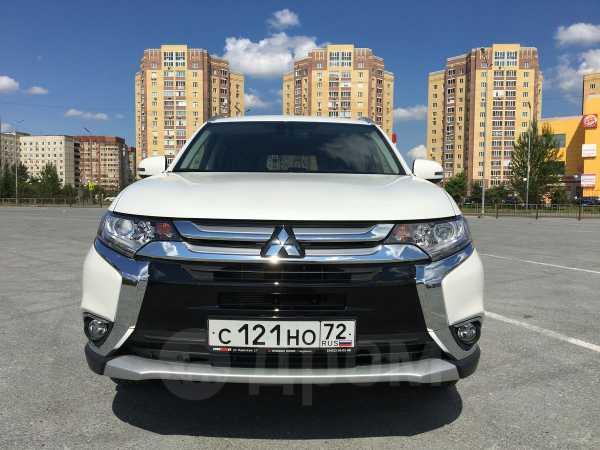 Mitsubishi Outlander, 2018 год, 1 680 000 руб.