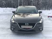 Иркутск Mazda3 2014