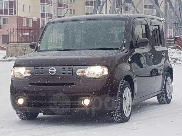 Nissan Cube, 2014 год, 657 000 руб.