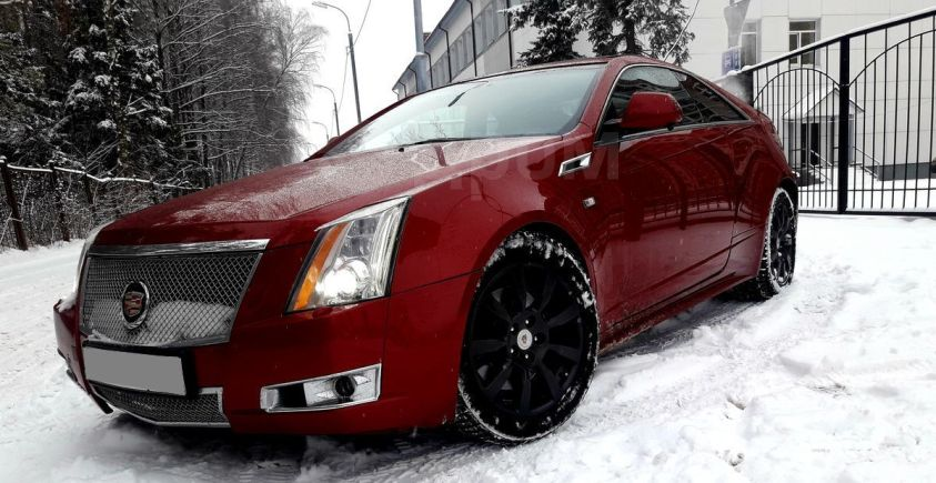 Cadillac CTS, 2011 год, 700 000 руб.