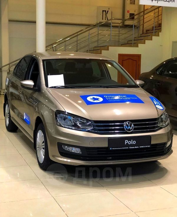 Volkswagen Polo, 2018 год, 820 000 руб.