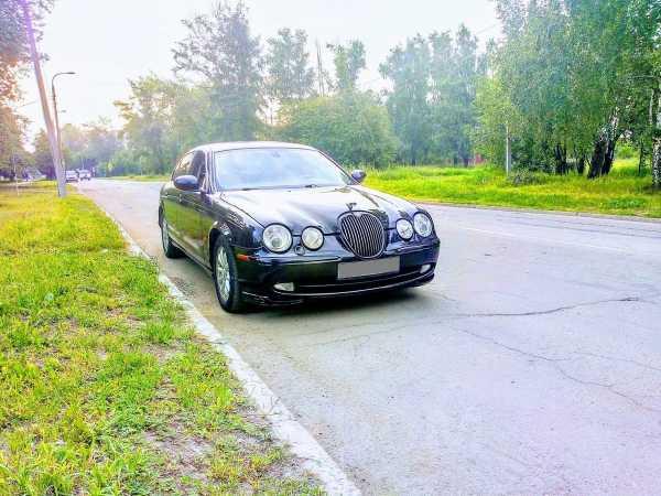 Jaguar S-type, 2004 год, 300 000 руб.